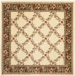 Product Image of Ivory, Brown (1225) Traditional / Oriental Area Rug