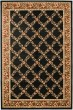 Product Image of Traditional / Oriental Black, Brown (9025) Area Rug