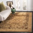 Product Image of Beige (A) Paisley Area Rug