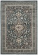 Product Image of Traditional / Oriental Teal, Grey (A) Area Rug