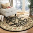 Product Image of Black, Creme (A) Traditional / Oriental Area Rug