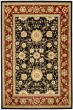 Product Image of Traditional / Oriental Black, Red (G) Area Rug