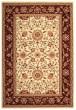 Product Image of Traditional / Oriental Ivory, Red (K) Area Rug