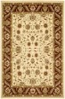 Product Image of Cream, Red (A) Traditional / Oriental Area Rug