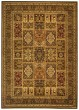 Product Image of Traditional / Oriental Green, Green (A) Area Rug