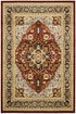 Product Image of Traditional / Oriental Red, Black (B) Area Rug