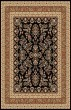 Product Image of Traditional / Oriental Black, Tan (D) Area Rug