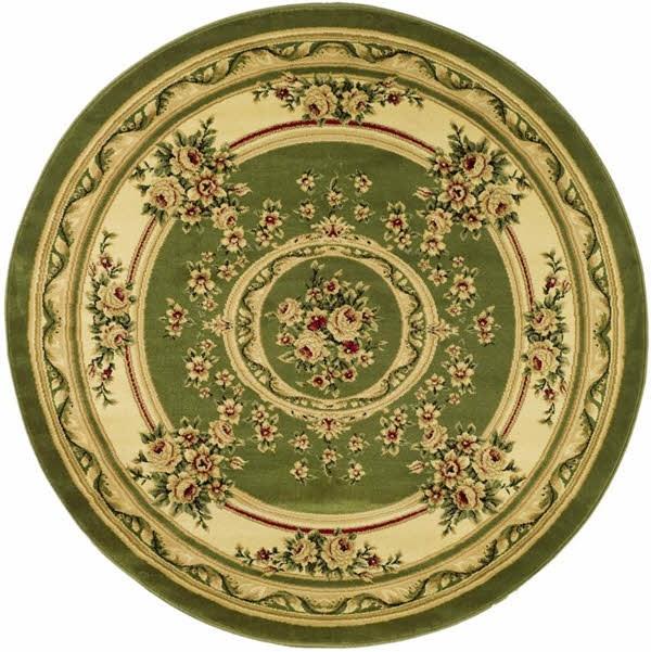 Sage, Ivory (B) Traditional / Oriental Area Rug