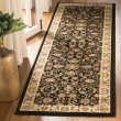 Product Image of Black, Ivory (A) Traditional / Oriental Area Rug