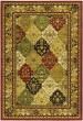 Product Image of Traditional / Oriental Red (B) Area Rug