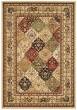 Product Image of Traditional / Oriental  Black (C) Area Rug