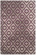Product Image of Transitional Light Grey, Purple (B) Area Rug