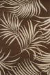Product Image of Floral / Botanical Brown, Beige (A) Area Rug