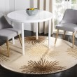 Product Image of Beige (A) Contemporary / Modern Area Rug