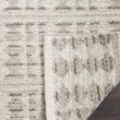Product Image of Ivory, Light Grey (A) Moroccan Area Rug