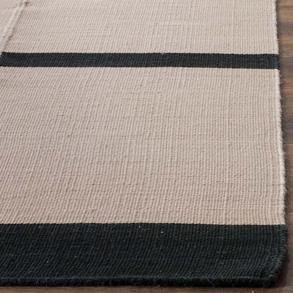 Grey (A) Contemporary / Modern Area Rug