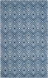 Product Image of Contemporary / Modern Navy (B) Area Rug
