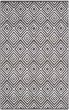 Product Image of Contemporary / Modern Charcoal (C) Area Rug