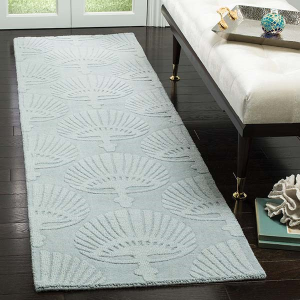Grey (A) Transitional Area Rug