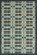 Product Image of Transitional Wrought Iron Navy (MSR-3613B) Area Rug