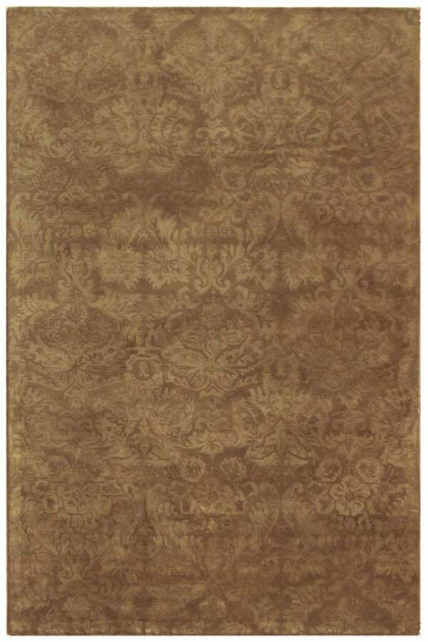 Brown (MSR-3124C) Traditional / Oriental Area Rug