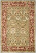 Product Image of Traditional / Oriental Light Green, Rust (B) Area Rug