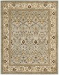 Product Image of Traditional / Oriental Grey, Ivory (L) Area Rug