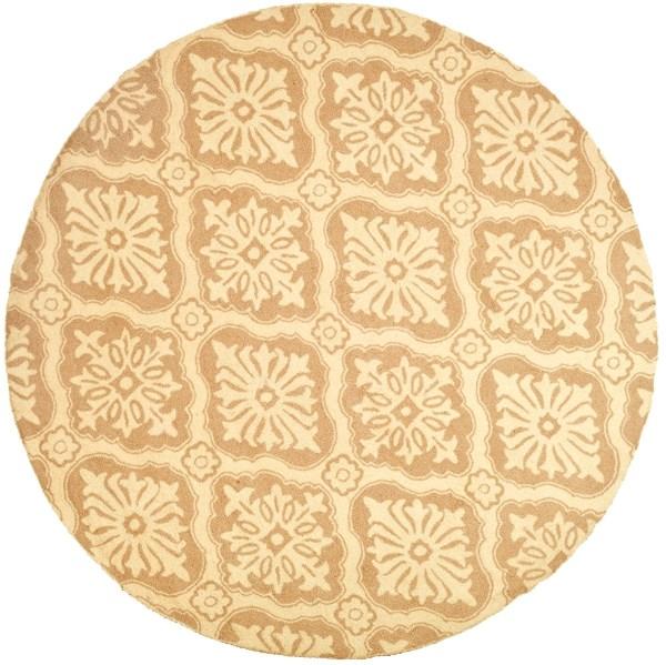 Creme, Beige (B) Moroccan Area Rug