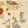 Product Image of Beige, Gold (A) Floral / Botanical Area Rug