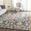 Product Image of Navy (A) Traditional / Oriental Area Rug