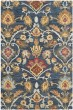 Product Image of Traditional / Oriental Navy (A) Area Rug