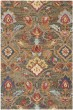 Product Image of Traditional / Oriental Green (B) Area Rug
