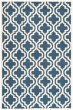 Product Image of Moroccan Navy, Ivory (G) Area Rug