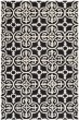 Product Image of Moroccan Black, Ivory (E) Area Rug