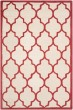 Product Image of Moroccan Ivory, Rust (I) Area Rug