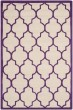 Product Image of Moroccan Ivory, Purple (V) Area Rug
