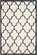 Product Image of Moroccan Ivory, Black (W) Area Rug