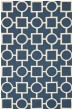 Product Image of Transitional Navy Blue, Ivory (G) Area Rug