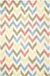 Product Image of Chevron Ivory (D) Area Rug