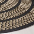 Product Image of Beige, Black (G) Country Area Rug