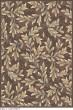 Product Image of Floral / Botanical Light Brown (303) Area Rug