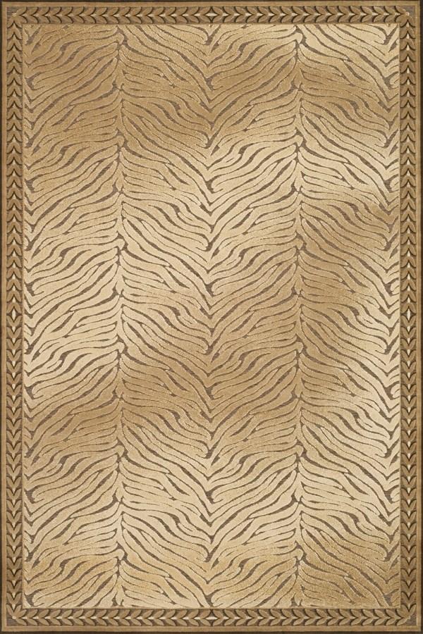 Brown (303) Animals / Animal Skins Area Rug
