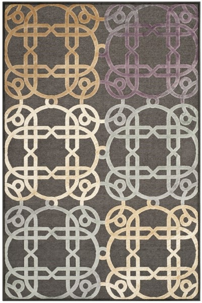 Charcoal (330) Transitional Area Rug