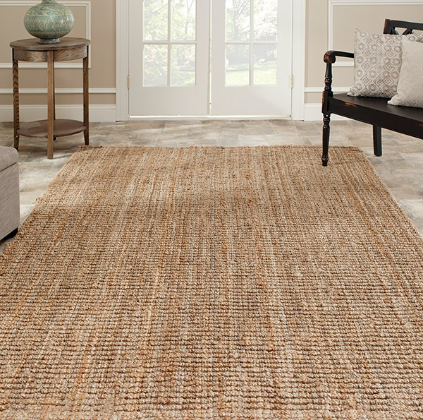 Natural (A) Casual Area Rug
