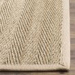 Product Image of Natural, Beige (A) Rustic / Farmhouse Area Rug