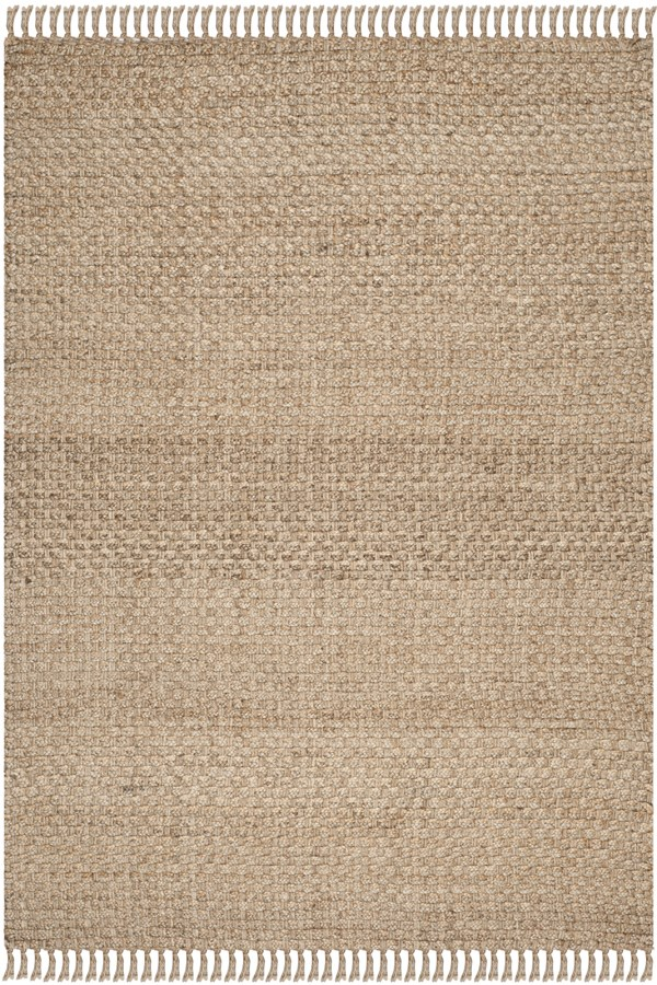 Natural (A) Rustic / Farmhouse Area Rug