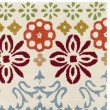 Product Image of Ivory (A) Moroccan Area Rug