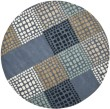 Product Image of Grey (A) Contemporary / Modern Area Rug