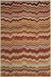 Product Image of Contemporary / Modern Red (B) Area Rug