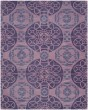 Product Image of Contemporary / Modern Purple (J) Area Rug